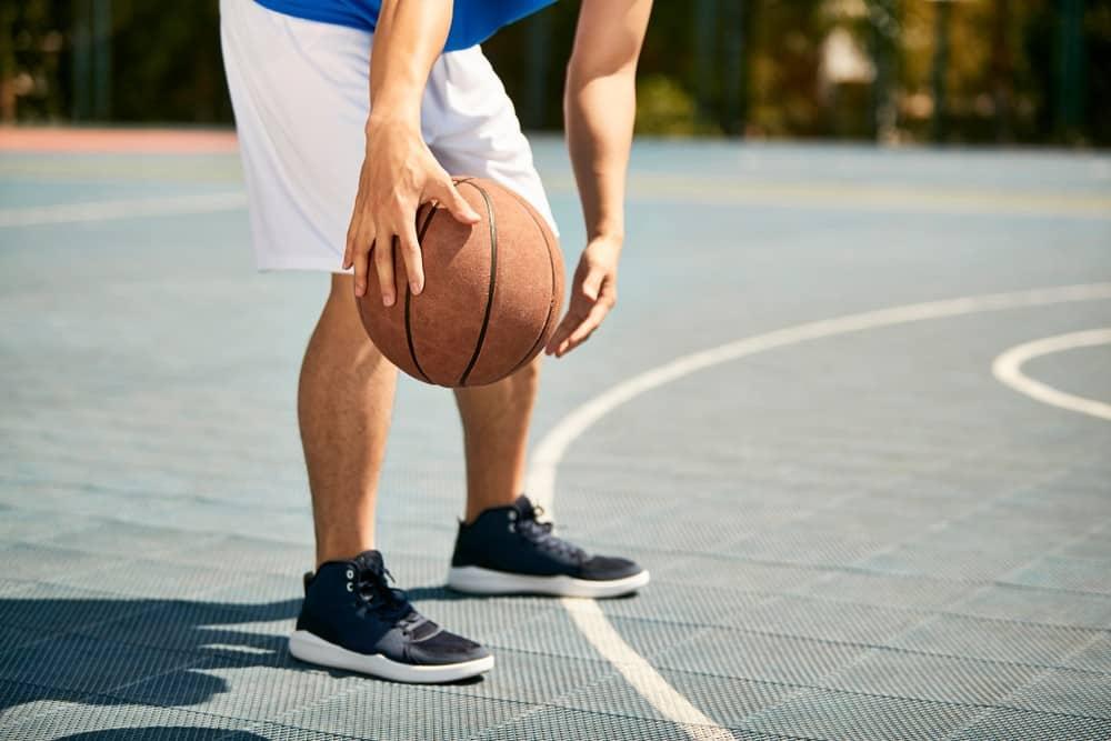 Better Basketball Dribble