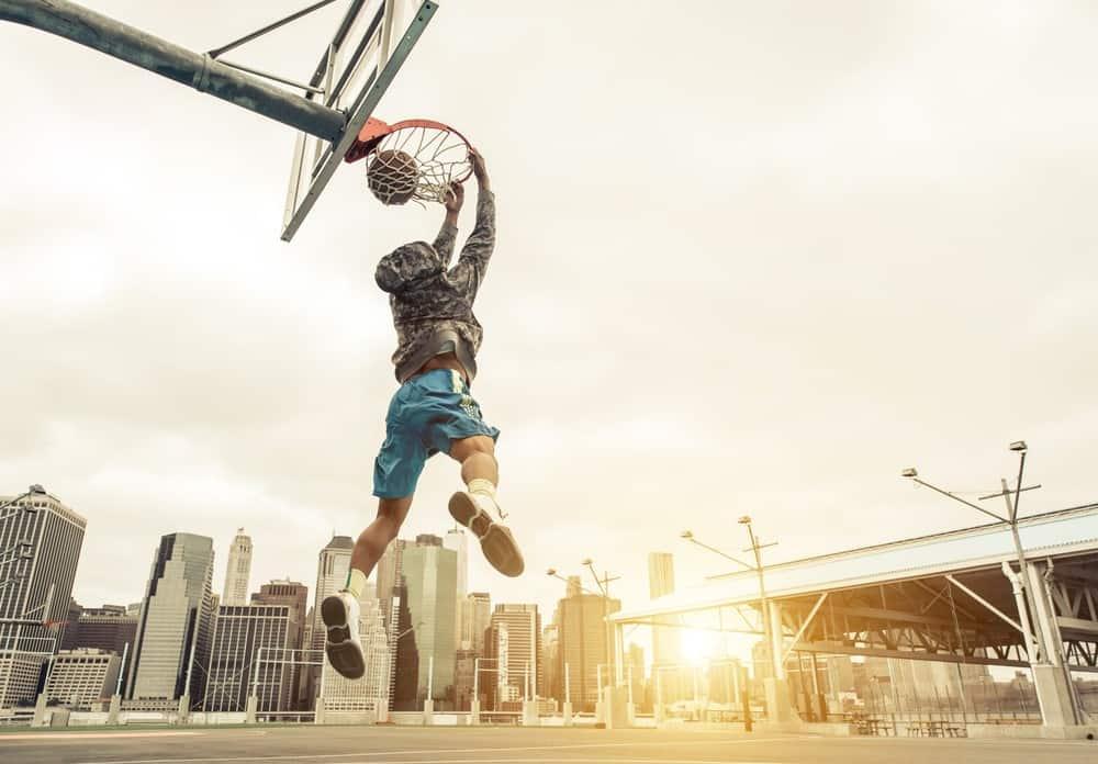 Engineers Play Basketball