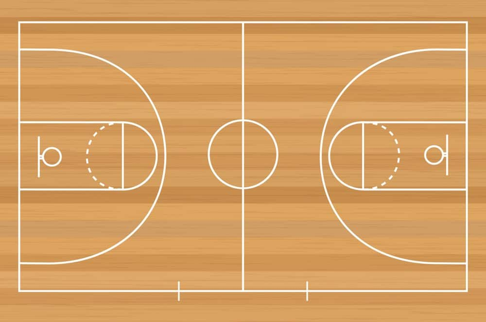 How Engineers Play Basketball Court Dimension