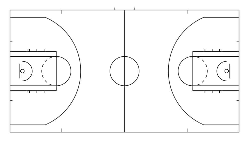 How to Make Basketball Court Cheap