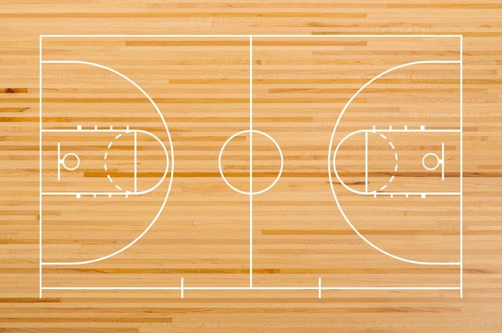 How to Make Cheap Basketball Court in Backyard