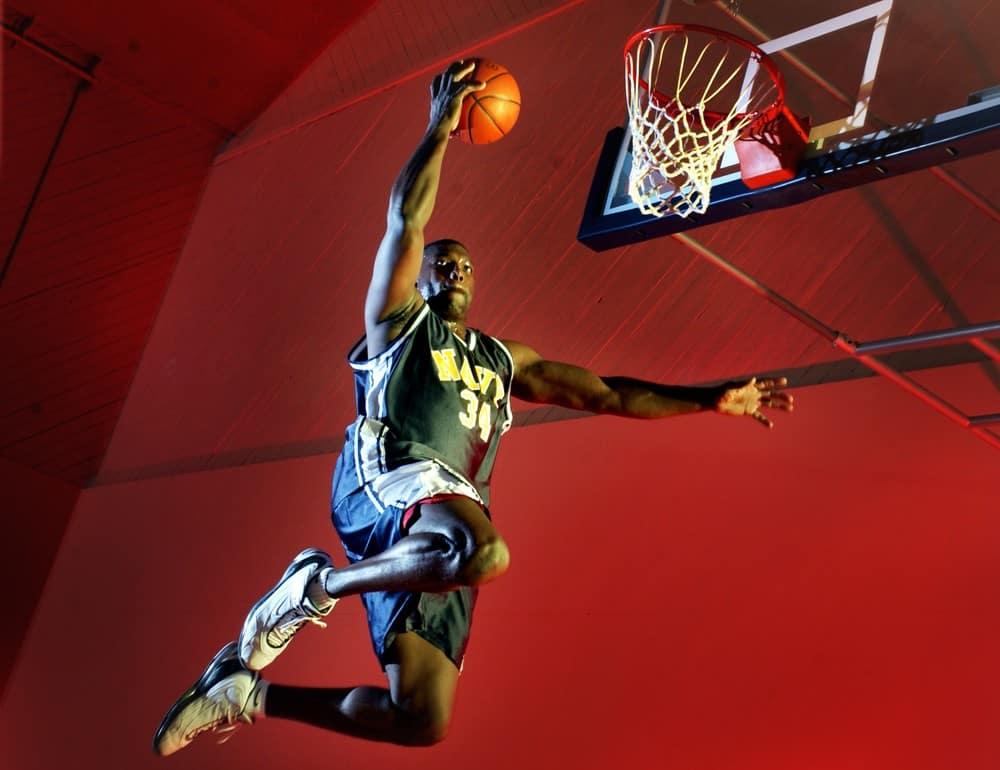 Jump Higher in Basketball