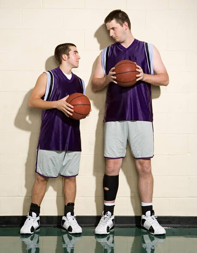 Tips for Short Players Basketball