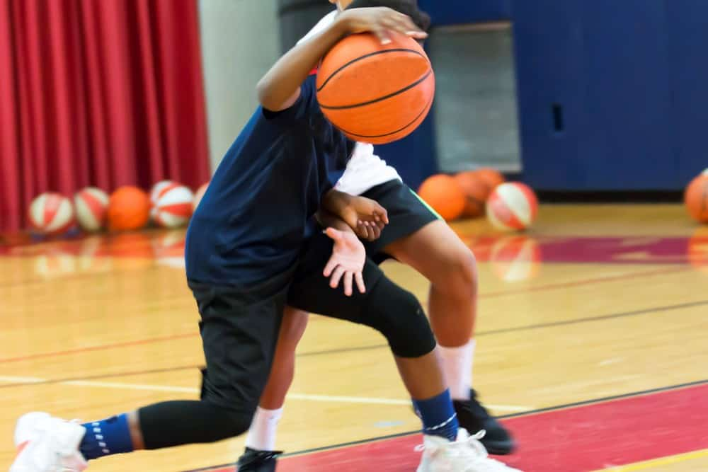 basketball dribble tips