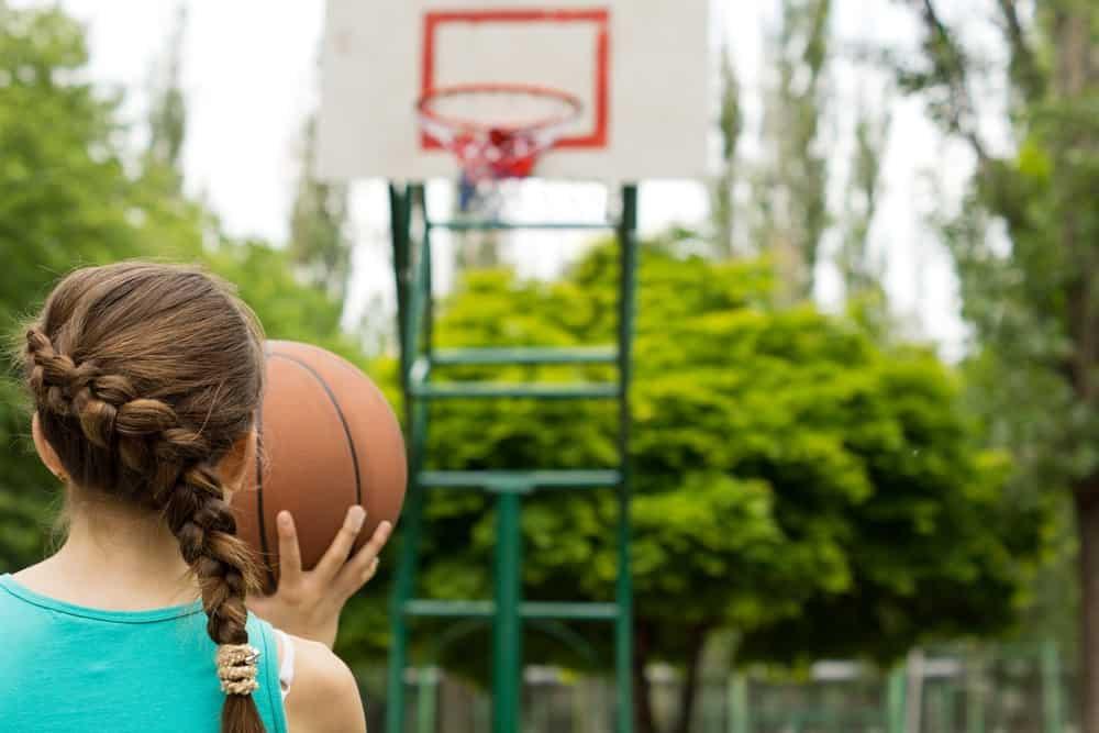 basketball shooting tricks