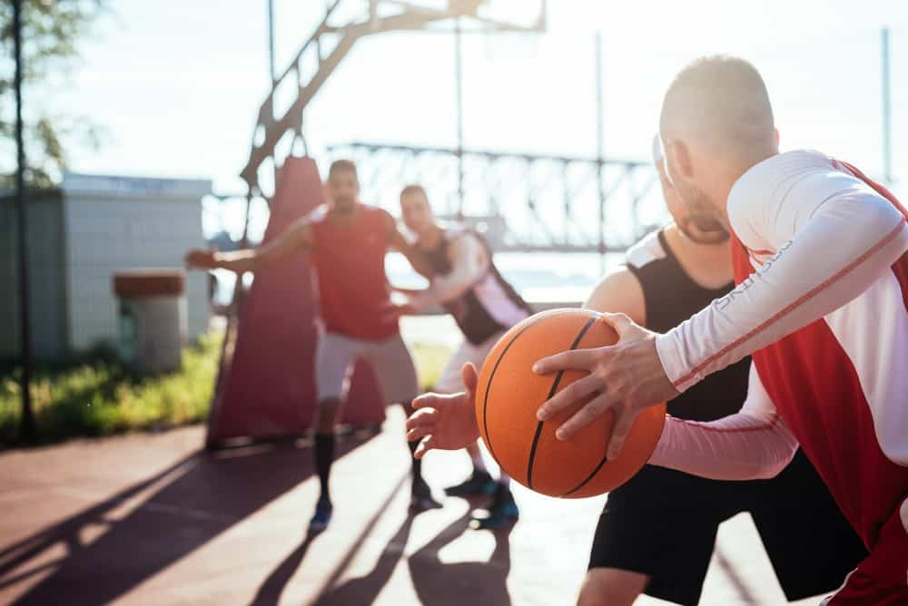 basketball tips beginners