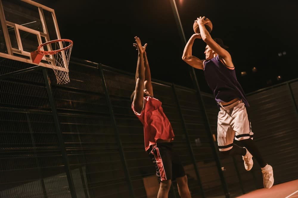 best tips to improve basketball shooting