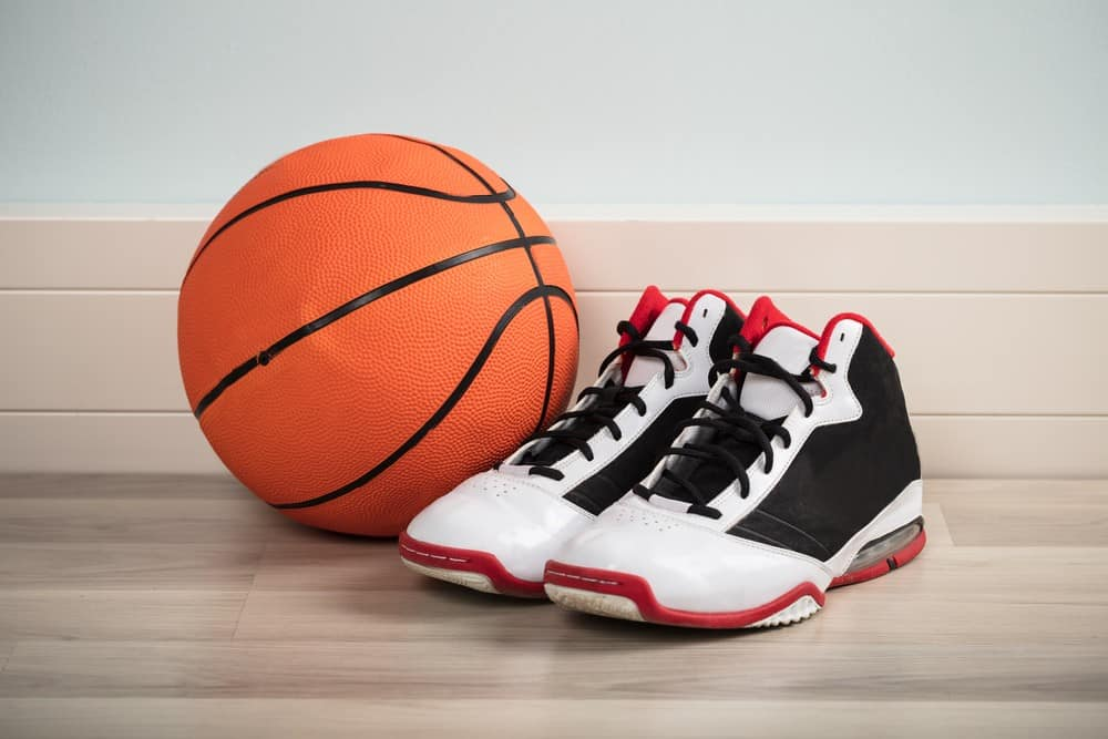 easy way to clean basketball shoes