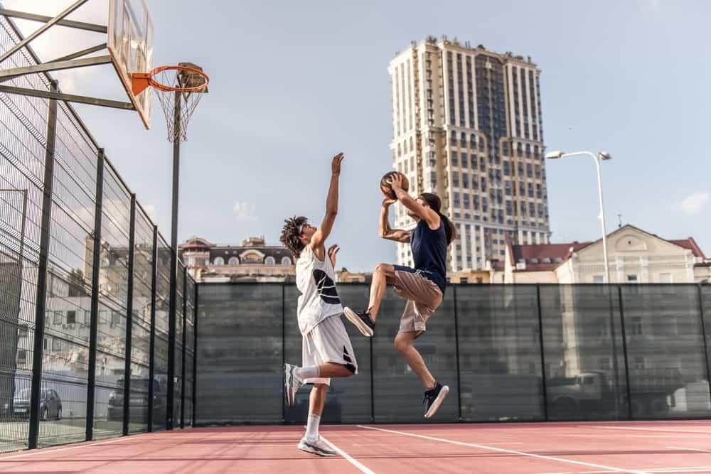 improve basketball shooting