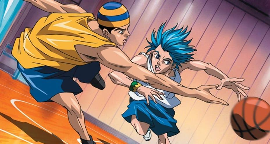 Buzzer Beater Basketball Animes