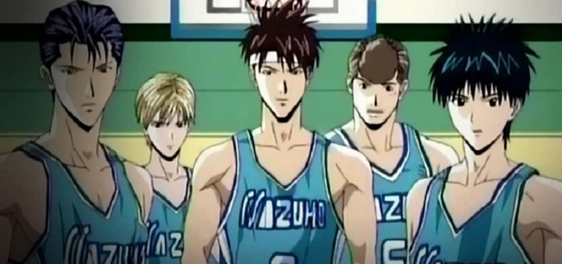 Dear Boys Hoop Days Basketball Anime