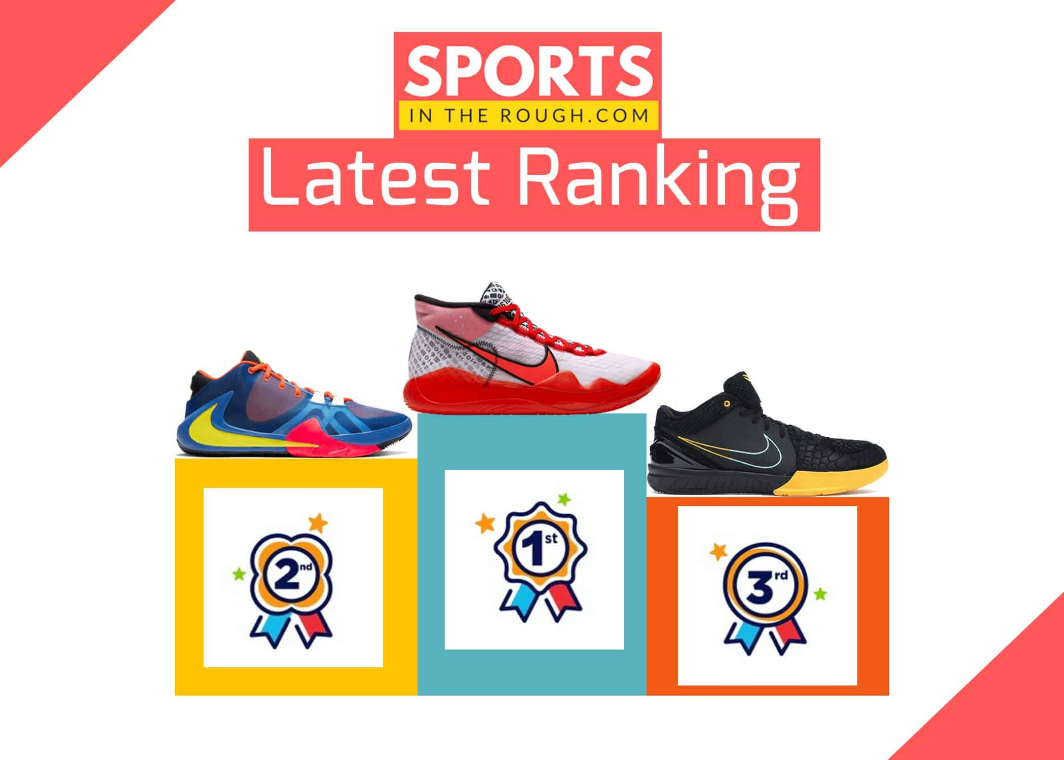 Basketball Shoes Ranking