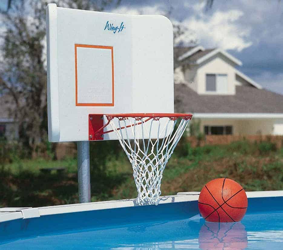 best pool basketball hoops reviews